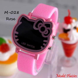 Montre LED Hello Kitty