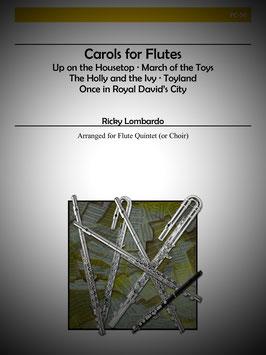 CAROLS FOR FLUTES