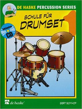 SCHULE FÜR DRUMSET - Band 1