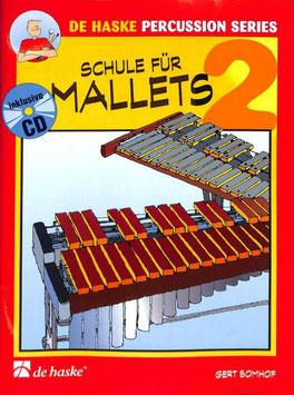 SCHULE FÜR MALLETS - Band 2