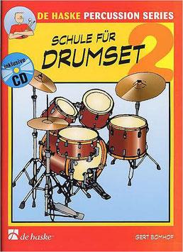 SCHULE FÜR DRUMSET - Band 2