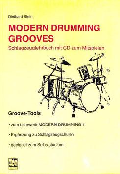 MODERN DRUMMING- Grooves