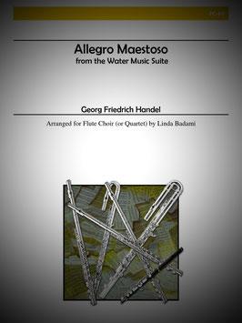 """ALLEGRO MAESTOSO (aus der """"Wassermusik"""")"""