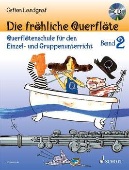 DIE FRÖHLICHE QUERFLÖTE - BAND 2