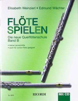 FLÖTE SPIELEN - Band B