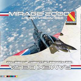 OFFRE DUO   -   RAMEX DELTA & MIRAGE 2000-N avec tirage argentique
