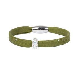 Morgentau Olivgrün
