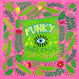 FUNKY SOJA CHIPS