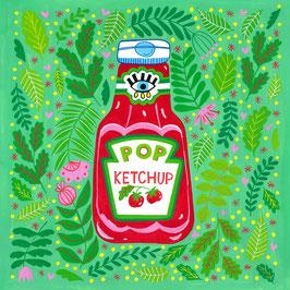 POP KETCHUP
