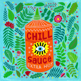 CHILL SAUCE EXTRA HOT