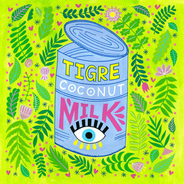 TIGRE COCONUT MILK