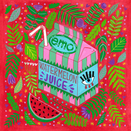 EMO WATERMELON JUICE