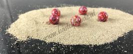 Perlen Punkte rosa
