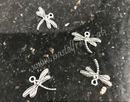 Libelle antiksilber