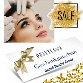 Permanent Make up Ombré Brows / Augenbrauen