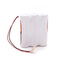 Pacco batterie alcaline 9V   BAT1010   compatibile con allarmi  SECURITY CA'