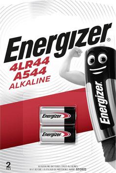 PILE  ALCALINE  ENERGIZER 4LR44  PX28  6V