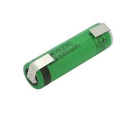Batteria Litio CR 14500 AA Litio ricaricabile SONY VR2 con lamelle