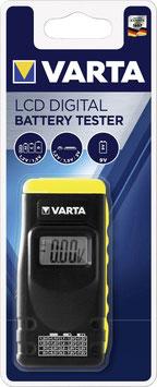 Tester digitale  VARTA  per pile e batterie