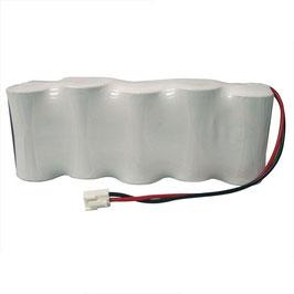 Pacco batterie Alcalina 7,5V    compatibile con i sistemi di allarme DUEVI