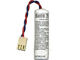PILA AA BAT04  BATSECUR  COMPATIBILE CON  BATLi04    DAITEM LOGISTY