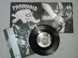 "Agents of Satan/Paranoid Freakout - split - 7"", limited to 100 version"
