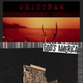 """GODS AMERICA / GRISTNAM                                         SPL 10"""""""