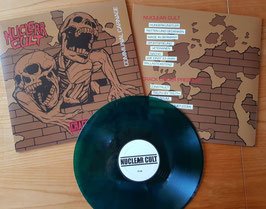 NUCLEAR CULT / CRACK UNDER PRESSURE                                SPL LP                           LIM 100
