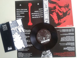 "RSR 144:  Crack under Pressure 7"" - limited to 100 version"