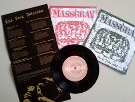 "Massgrav - Kill your Darlings - 7"" LIMITED VERSION!"