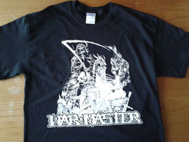 War Master T-shirt - Lust for battle - T-shirt - 30 made