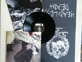 "HEADLESS DEATH  "" A HIDEOUS WARNING  ""                    LP                       LIM 75"