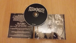 "Hail of Rage ""All Hail"" Discography  CD"