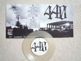 "440 - same - 7"" limited to 100 edition"
