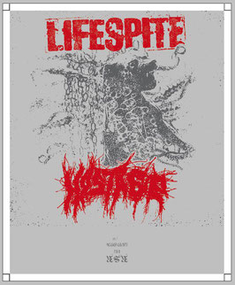 LIFESPITE / HOSTAGE           LIM VERSION               SPL LP                           PRE-ORDER