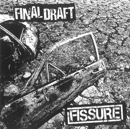 """FINAL DRAFT / FISSURE                                                             SPL 7"""""""