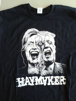 Haymaker - Inoculated Enslaved - T-shirt, limited to 40