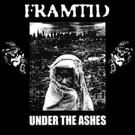 FRAMTID    UNDER THE ASHES                                                                                        LP