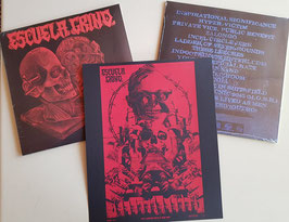 "ESCUELA GRIND  "" INDOCTRINATION  ""                  PRE-ORDER                 LIM.VERSION            LP"