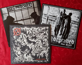 POWERVIOLENCE   BUNDLE                                                                        3x LP