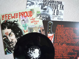 The Few The Proud - A Tribute To Negative FX   LP
