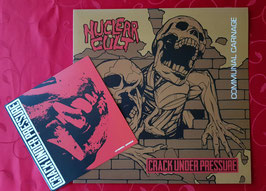 CRACK UNDER PRESSURE                 BUNDLE                                           LP +7""