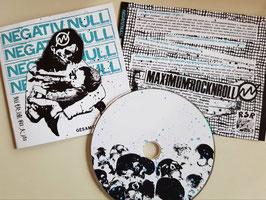 """NEGATIV NULL       """" GESAMTWERK                                                                   CD"""