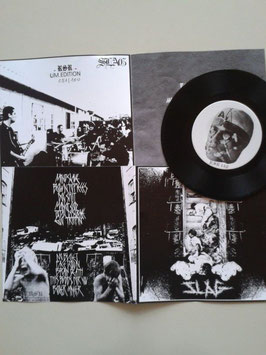 "Slag - same - 7"" - limited stamped Mailorder edition"