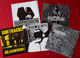 US  POWERVIOLENCE                        BUNDLE                                                    5x 7""