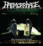 "HAEMORRHAGE  "" THE FORENSICK FILES  ""                                               LP"