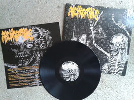 LP Archagathus - Dehumanizer black vinyl   LP