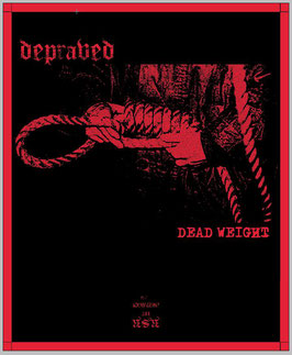 "DEPRAVED     "" DEAD WEIGHT  ""       LIM VERSION             LP              PRE-ORDER"