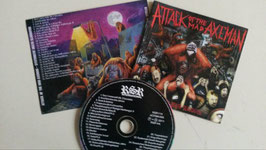 ATTACK OF THE MAD AXEMAN    SYSTEMATIC DEATH SLAUGHTER CD