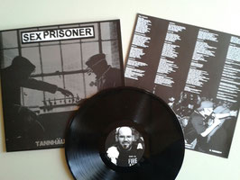Sex Prisoner - Tannhäuser Gate -  European press in silver/black jacket   LP